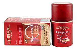 Loreal Paris Revitalift Repair 10 BB Light Cream 50ml