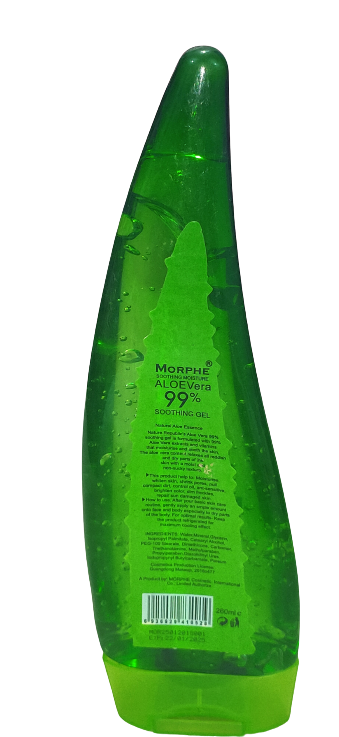 Morphe Aloe Vera 99% Soothing Gel 260ml