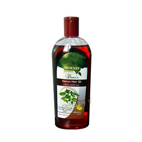 Hemani Henna Hair Oil 200ml