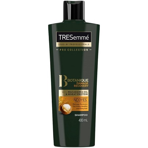 Tresemme damage recovery shampoo 400ml (UK)