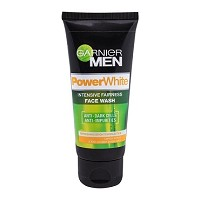 Garnier Men Power White Intensive Fairness Face Wash 100ml