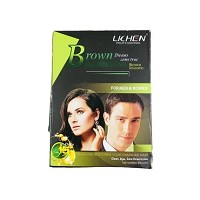 Lichen Professional Brown Shampoo 200ml