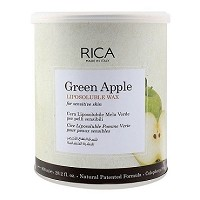Rica Green Apple Liposoluble Wax 800ml (Made in Italy)