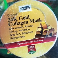 Dr Romia Organic 24k Gold Collagen Mask Original