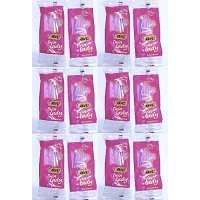 Bic Twin Lady Razors Pack of 12