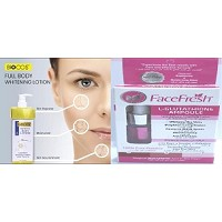 Biocos Body Lotion with FaceFresh Serum