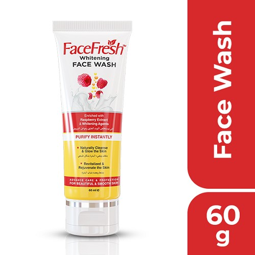 Face Fresh Whitening Face Wash 60ml